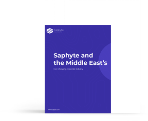 Saphyte and the Middle East's Ever-changing Corporate Industry