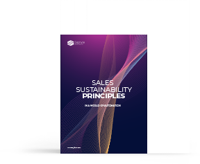 Sales sustainability principles in a world of automation